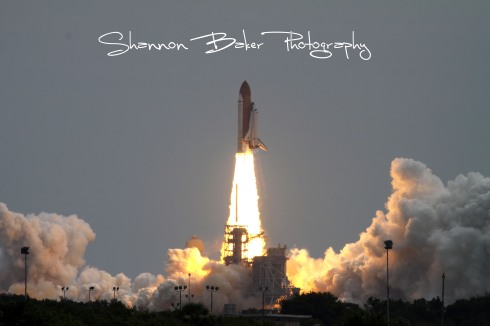 Throwback Post: STS 135 - Some Shananagins